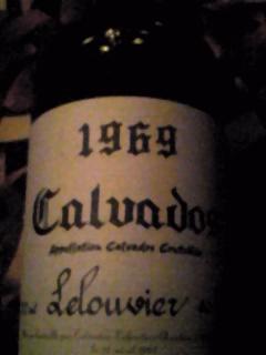 カルバドス 1969
